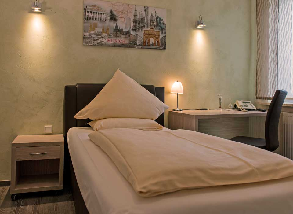 Hotel Ziegenbruch Einzelzimmer Plus